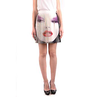 Jeremy Scott Multicolor Polyester Skirt