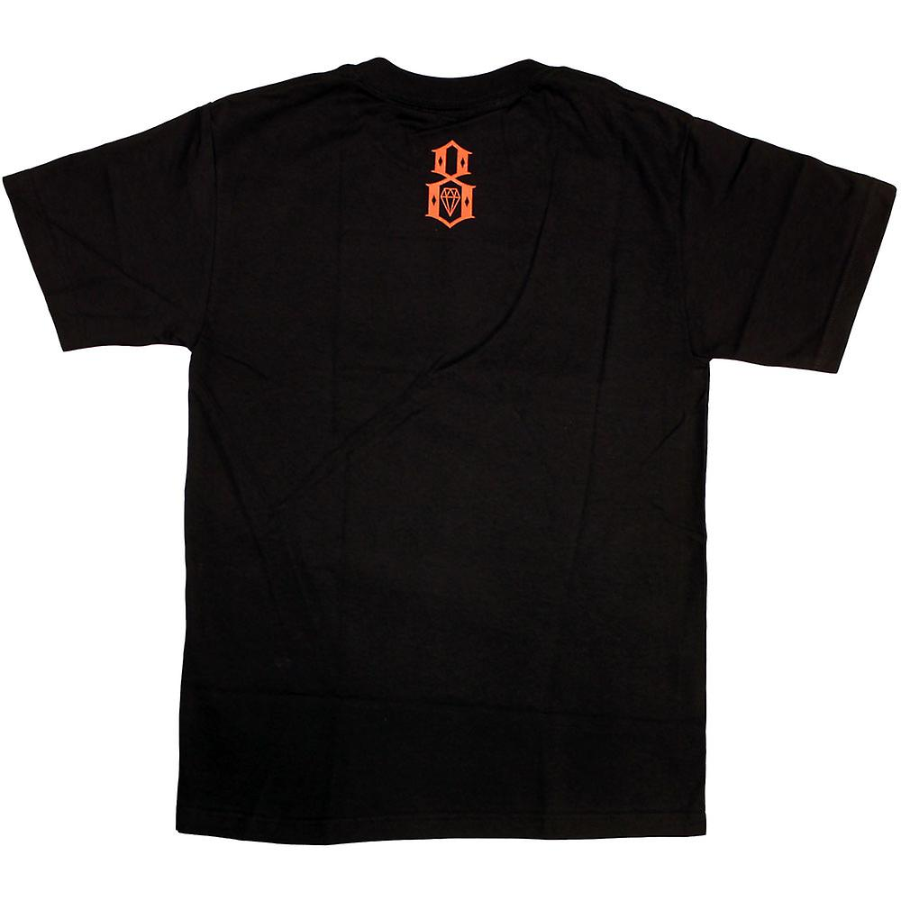 Rebel8 Amadou T-shirt noir