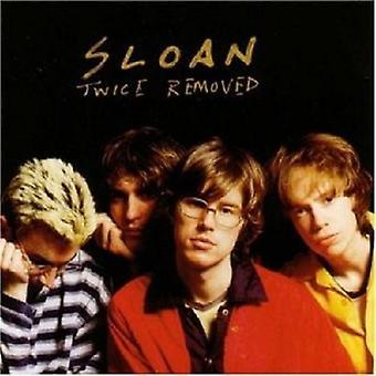 Sloan - zweimal entfernt [Vinyl] USA importieren