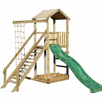 Action Monmouth Single Tower Climbing Frame