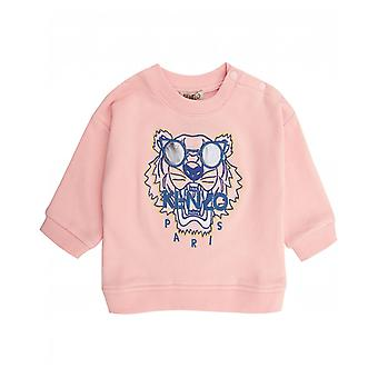 Kenzo Kids Sunglasses Tiger Embroidered Sweat