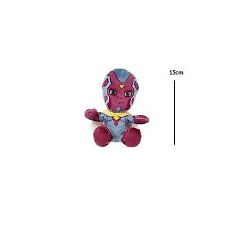 Marvel Avengers Small Plush Vision 15cm