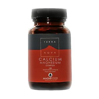 Terranova Calcium Magnesium 2:1 Complex Vegicaps 100 (T1049)
