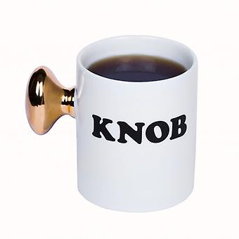 thumbsUp Knob Mug