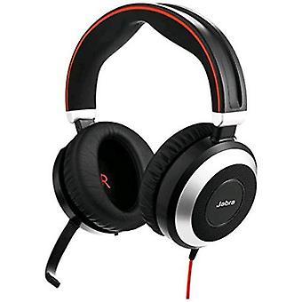 Jabra entwickeln 80 uc Kopfhörer mit Mikrofon 1 x Klinke 3, 5mm + USB