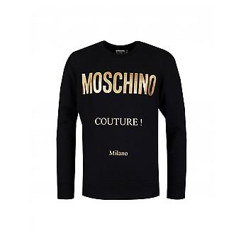Moschino Moschino Kids Couture Logo Sweat