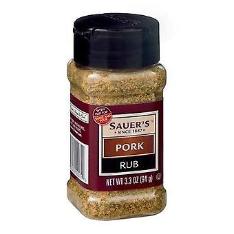 Sauer's Pork Rub