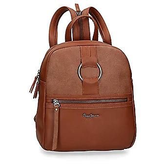 Pepe Jeans Daphne Backpack Casual 28 cm - brown (Brown) - 7742065