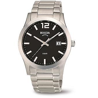 Boccia Titanium 3619-02 Men's Watch