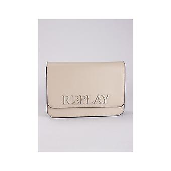 Replay Star Strap Side Bag