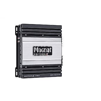 MAGNAT Edition S två 2-kanals slutsteg, nya varor