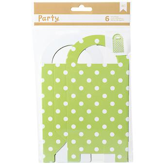 DIY Party Gift Bag Treat Boxes 3.25