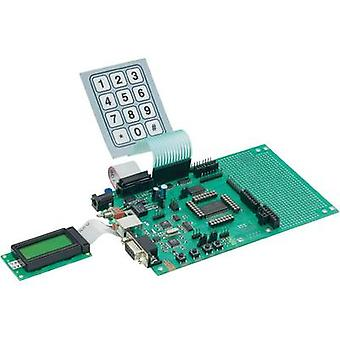 Evaluation board C-Control Pro Mega 128 Evaluation Board