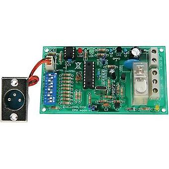Relay card Component Velleman VM138 12 Vdc