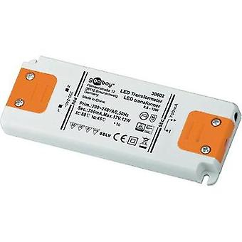 GoobayLED driverGoobay constante actual LED Driver 700 mA/12 W 30602
