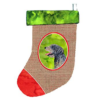 Irish Wolfhound Christmas Stocking SS2068