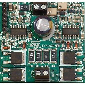 PCB design board STMicroelectronics EVAL6393FB