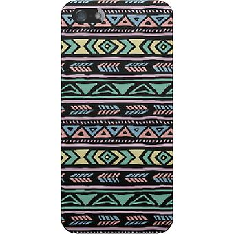 Tribal Print-lebendige Cover für iPhone 4/4