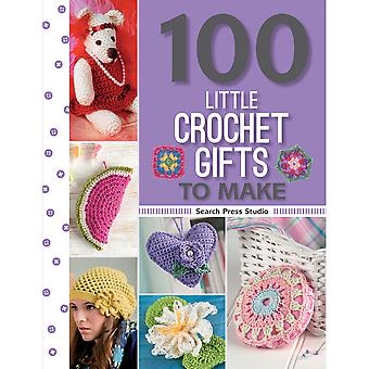Search Press Books-100 Little Crochet Gift To Make SP-13338