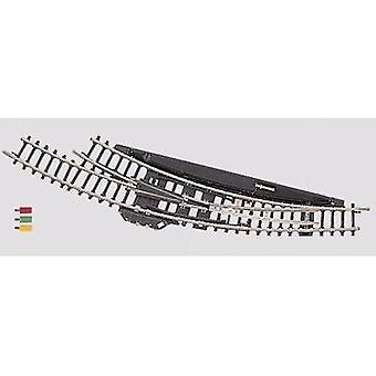 Z Märklin miniclub 8569 Curved point, Electromagnetic, Right