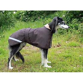 Greyhound extrema Coat Brown 61cm (24 tum)
