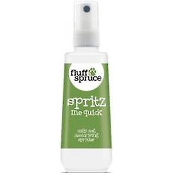 Fluff & Spruce Spritz Me Quick Daily Deodorising Spray 110ml (Pack of 6)