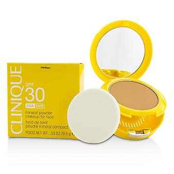 Clinique Sun SPF 30 Mineral Powder Makeup For Face - Medium 9.5g/0.33oz