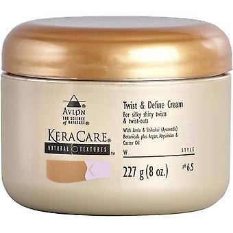 KeraCare Natural Texture Twist & Define Creme 227g