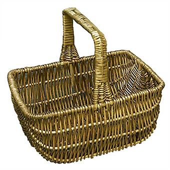 Large Southport Wicker Shopping Basket