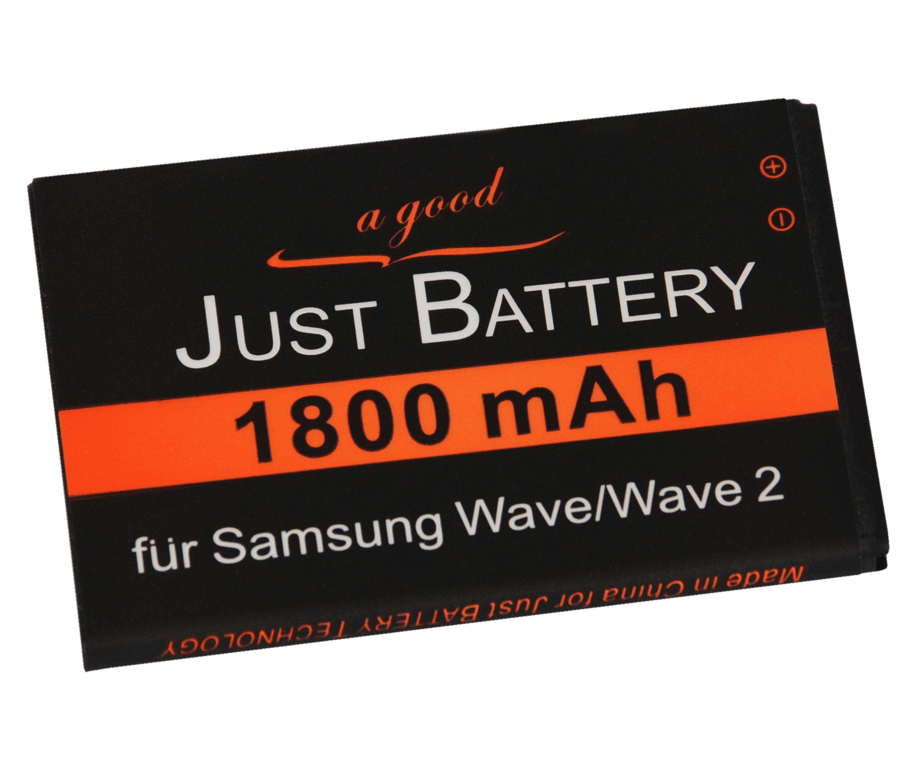 Battery for Samsung Omnia Pro GT-B7320