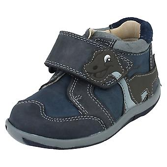Infant Boys Clarks First Walking Boots Diplotime