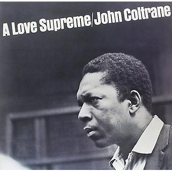 John Coltrane - Love Supreme [Vinyl] USA import