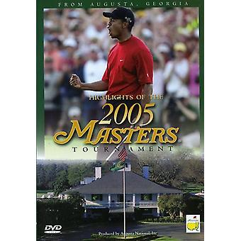 Masters 2005-Tournament Highlights [DVD] USA import