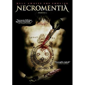 Necromentia [DVD] USA import