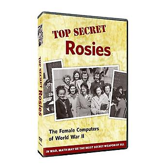Top Secret Rosies: The Female Computers of WW2 [DVD] USA import