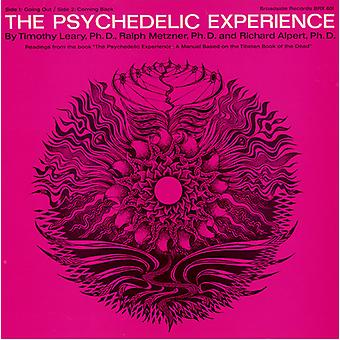Timothy Leary - Psychedelic Experience: Readings From Book Psyched [CD] USA import