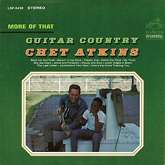 Chet Atkins - More of That Guitar Country [CD] USA import