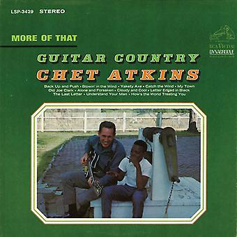 Chet Atkins - importación de Estados Unidos más de que guitarra país [CD]