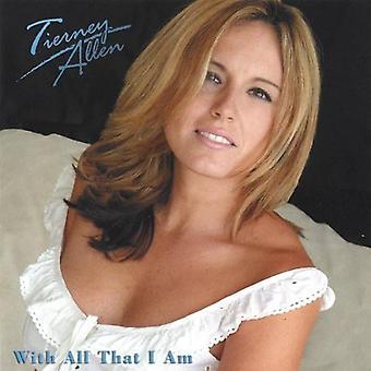 Tierney Allen - mit All, die I Am [CD] USA importieren