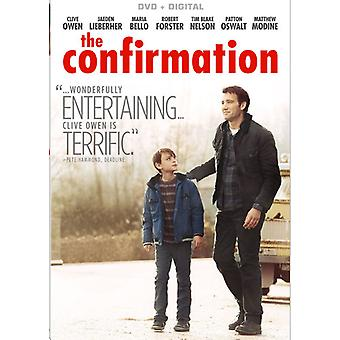 Bestätigung [DVD] USA import