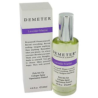 Demeter Women Demeter Lavender Martini Cologne Spray By Demeter