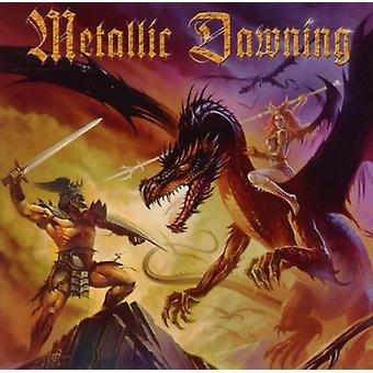 Metalliska gryningen - metalliska gryningen [CD] USA import