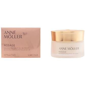Anne Möller In Rosage Oil Night Cream 50 ml