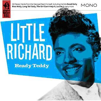 Little Richard - klar Teddy [CD] USA importerer