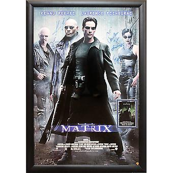 Matrix - firmato Poster del film