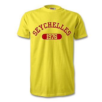 Seychelles Independence 1976 Kids T-Shirt