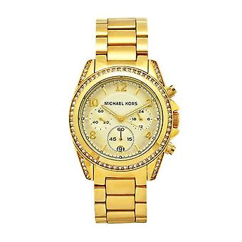 Michael Kors kvinnors Blair Watch