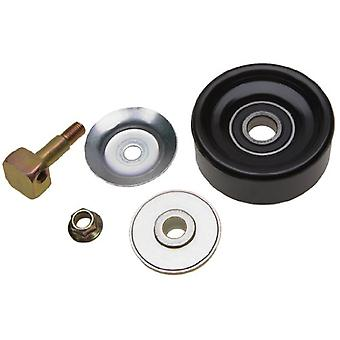 ACDelco 36142 Professional Idler Pulley with Bolt, 2 Dust Shields, and Nut