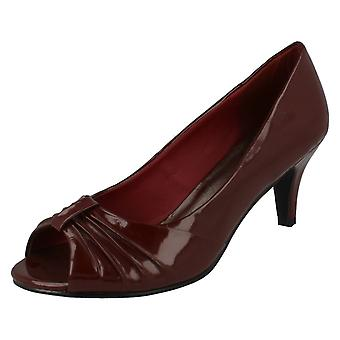 Kære plet på Peep Toe domstol sko