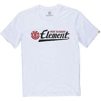 Elementet Signiture kort erme t-skjorte